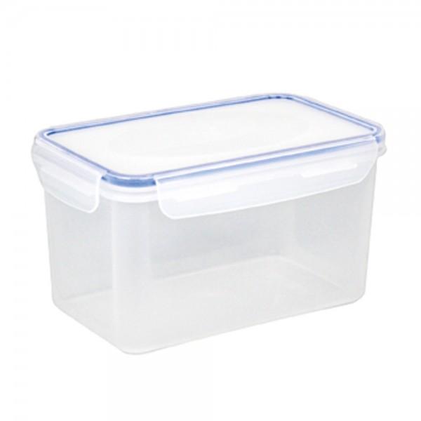 4 x Frischhaltedose 0,7 L Safe Box Lebensmittel Aufbewahrung Marken Qualität
