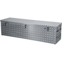 Aluminiumbox ALUTEC R470, mit Gasdruckdämpfer