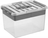 Aufbewahrungsbox Sunware Q-line MultiBox, 22 l