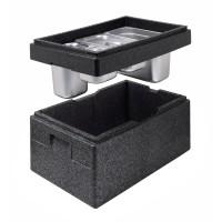 GN-Einhängeaufsatz Thermo Future Box, GN 1/1