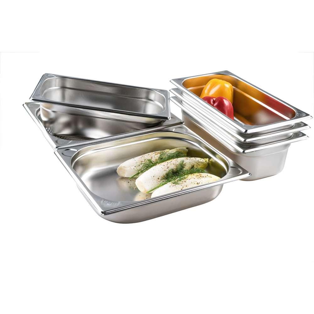 GN Behälter 1//6 1//4 1//3 1//2 100mm Gastronormbehälter Chafing Speisebehälter