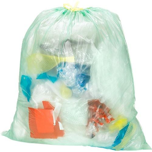 Müllsäcke DEISS Universal HDPE, 60 l - 480 Stück