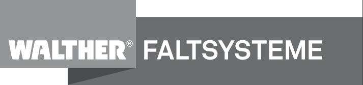 Walther Faltsysteme
