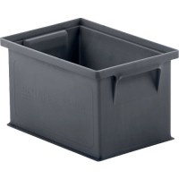 Stapelbox SSI Schäfer 14/6-4, 40 Stück