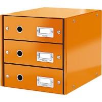 Schubladenbox Leitz Click + Store