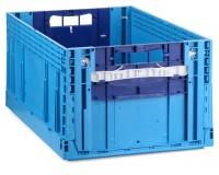 Faltbox SSI Schäfer ECT 6285 GL 2SK, Polypropylen