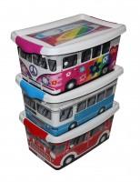 Aufbewahrungsboxen-Set SUSA Home Diesel, 4 l