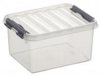 Aufbewahrungsbox Sunware Q-line, 2 l