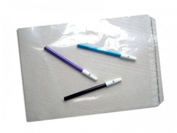 Beutel mit Haftklebeverschluss mdf, 50 µ - 220 x 165 mm