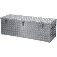Aluminiumbox ALUTEC R375, mit Gasdruckdämpfer