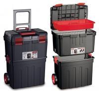Mobile Werkzeugbox Tayg 57, inkl. Einsatz