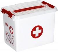 Erste-Hilfe-Box Sunware Q-line, 9 l