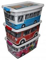 Aufbewahrungsboxen-Set SUSA Home Diesel, 13 l