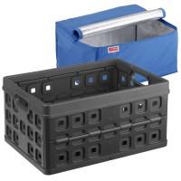 Klappbox + Kühltasche Sunware, 32 l
