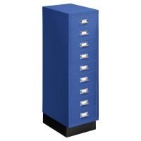 Schubladenschrank DIN A4, 9 Schübe