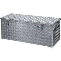 Aluminiumbox ALUTEC R312, mit Gasdruckdämpfer