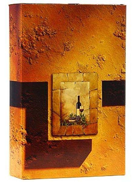 Weinpräsentkarton mdf Terra, 3er