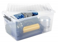 XXL Aufbewahrungsbox Sunware Q-line, 120 l