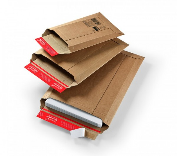 Versandtasche für DIN A4+ ColomPac®, E-Welle