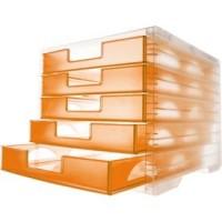 Schubladenbox styro Light, 5 Schubladen