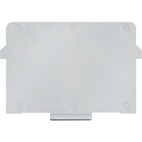 Stützplatte für HAN Einhängetröge DIN A6, 5 Stück