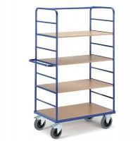 Etagenwagen Rollcart, 4 Etagen