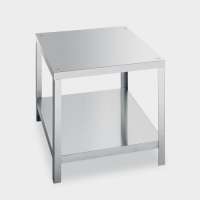 Untergestell für Geschirrspülmaschine smeg, klein