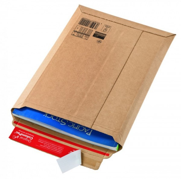 Versandtasche für DIN A4 ColomPac®, F-Welle