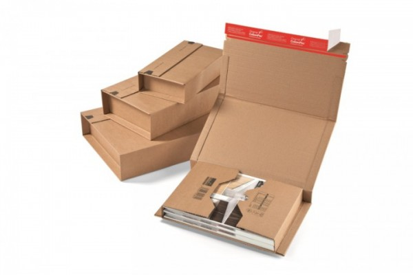Buchverpackung ColomPac®, DIN A5+