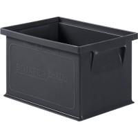 Stapelbox SSI Schäfer Serie 14/6-4, ESD-leitfähig