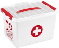 Erste-Hilfe-Box Sunware Q-line, 22 l