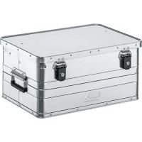 Aluminiumbox ALUTEC B47, mit Zylinderschloss
