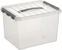 Aufbewahrungsbox Sunware Q-line, mit Griff - 22 l