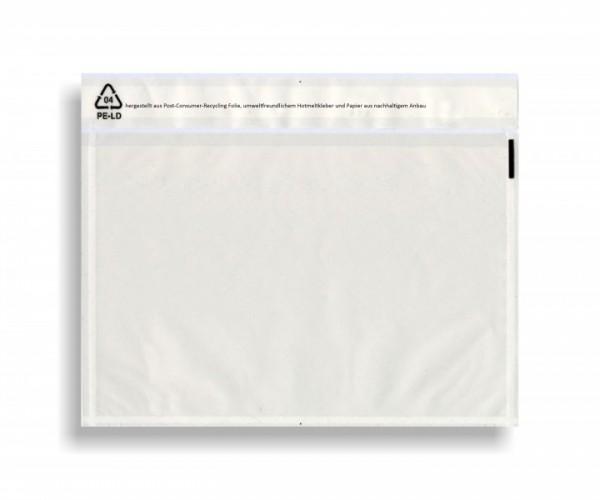 Dokumententasche mdf DIN C6, 1000 Stück