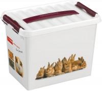 Tier-Dekorbox Sunware Q-line, 9 l