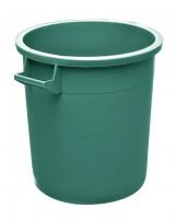 Kunststoff-Tonne Alpha 50 L, grün
