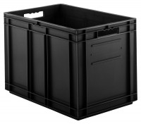 Eurobox SSI Schäfer EF 6420, ESD-leitfähig