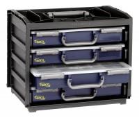 Sortimentskästen-Set Raaco HandyBox
