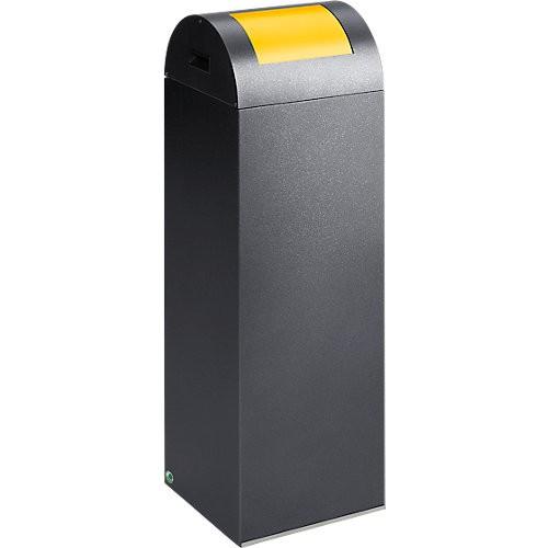 Wertstoffsammler VAR 85R, antiksilber - 89 l