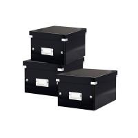 Archivbox Leitz Click + Store, 3 Stück