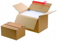 Blitzbodenkarton Qbox® professional, DIN A5