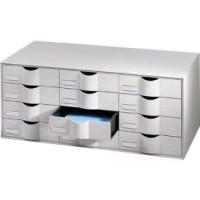 Schubladenbox Paperflow, 12 Schubladen