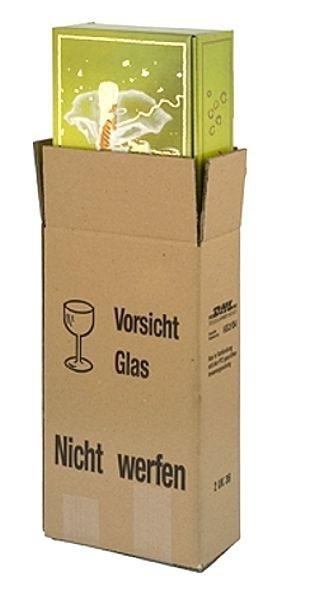 PTZ-Umkarton mdf für 2er-Weinpräsentkarton