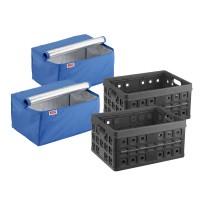 Klappbox + Kühltasche 2er Set Sunware, 32 l