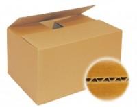 Faltkarton mdf, einwellig - 410 x 410 x 410 mm