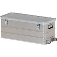 Aluminiumbox Gmöhling A 1599/105R, mit Rollen