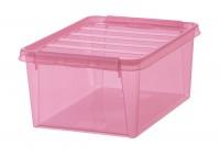 Aufbewahrungsbox Orthex SmartStore™ Colour 15, rosa