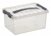 Aufbewahrungsbox Sunware Q-line, mit Griff - 6 l