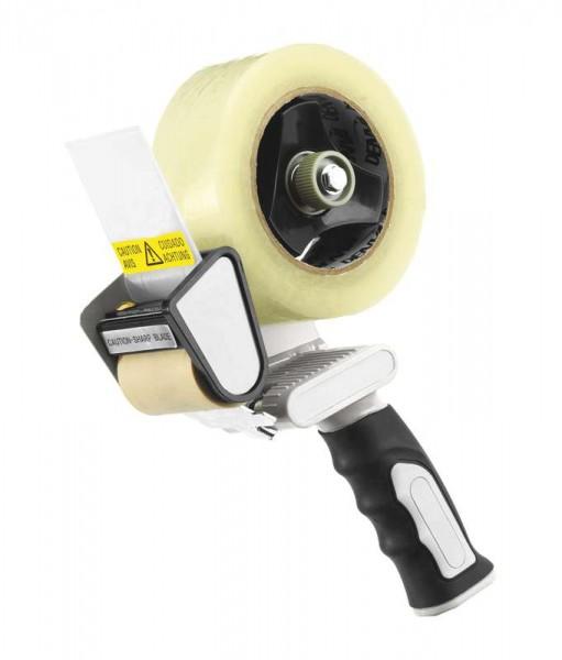 Abroller enviropack Clyno, mit gummiertem Griff