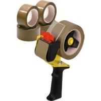 Abroller NOPI, inkl. 12 Rollen Packband